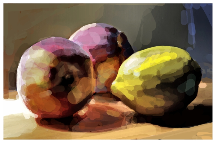 Still-Life with Lemon... 2011