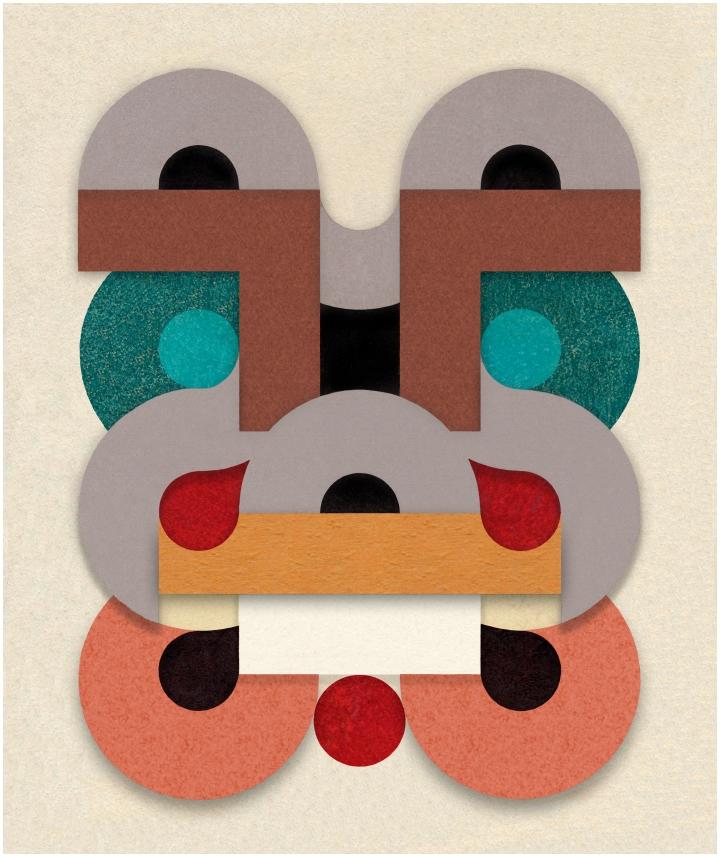Dog Mask 2015